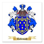 Tallemach Square Car Magnet 3