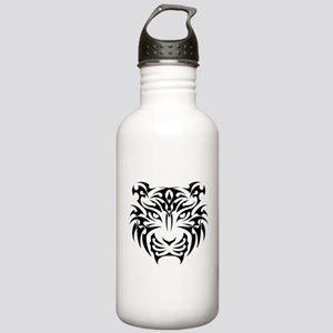 Tiger tattoo art Stainless Water Bottle 1.0L