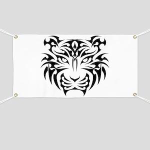 Tiger tattoo art Banner