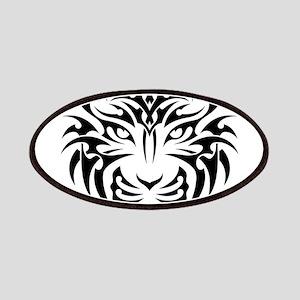 Tiger tattoo art Patch