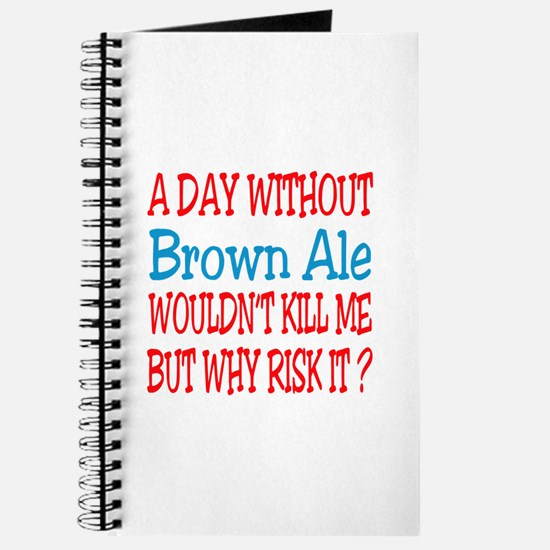 A day without Brown Ale Journal