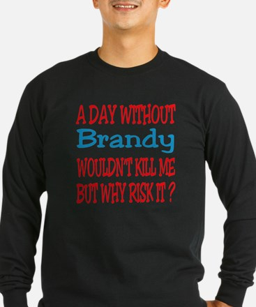 A day without Brandy T