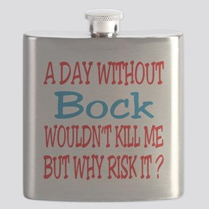A day without Bock Flask