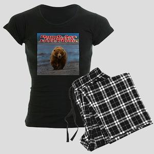 Dumb Ass Tourist's Last Photo Pajamas