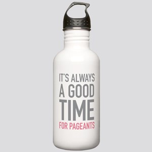 Pageants Stainless Water Bottle 1.0L