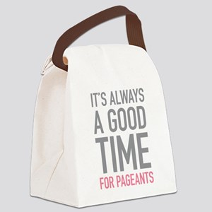 Pageants Canvas Lunch Bag