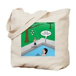 Life Saving Tote Bag