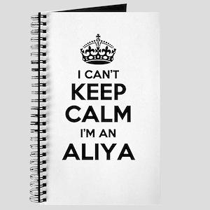 I can't keep calm Im ALIYA Journal