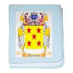 Talavera baby blanket