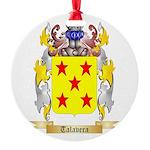 Talavera Round Ornament