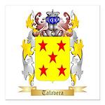Talavera Square Car Magnet 3
