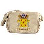 Talavera Messenger Bag