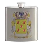 Talavera Flask