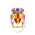 Tait Oval Car Magnet