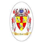 Tait Sticker (Oval 10 pk)