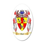 Tait 35x21 Oval Wall Decal