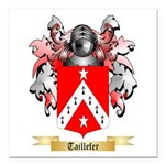 Taillefer Square Car Magnet 3