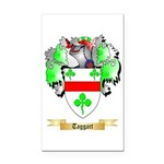 Taggart Rectangle Car Magnet