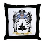 Tag Throw Pillow