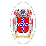 Taffy Sticker (Oval 10 pk)