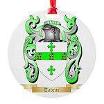 Tabrar Round Ornament