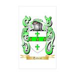 Tabrar Sticker (Rectangle 50 pk)