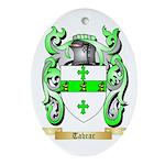 Tabrar Oval Ornament
