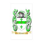 Tabor Sticker (Rectangle 50 pk)