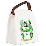 Tabor Canvas Lunch Bag