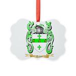Tabor Picture Ornament
