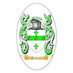 Taberer Sticker (Oval 50 pk)