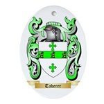 Taberer Oval Ornament