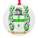 Taber Round Ornament