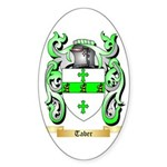 Taber Sticker (Oval)