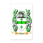 Taber 35x21 Wall Decal