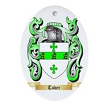 Taber Oval Ornament