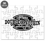 DrN Minimal Logo 01 Puzzle