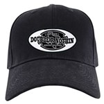 DrN Minimal Logo 01 Black Cap