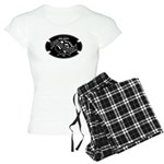 DrN 2 Color Logo Women's Light Pajamas