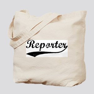 Reporter (vintage) Tote Bag