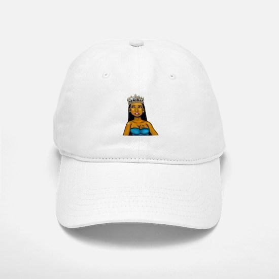 Crown her Baseball Baseball Cap