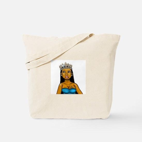 Crown her Tote Bag