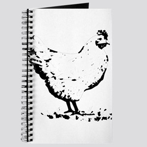 Chicken clip art Journal
