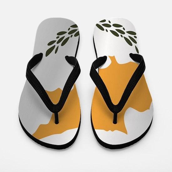 Cute Cyprus Flip Flops