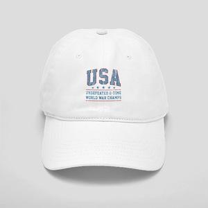 USA World War Champs Baseball Cap