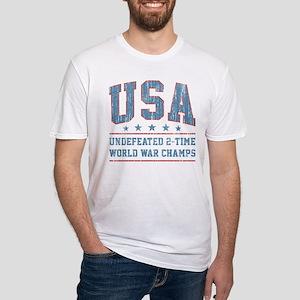 USA World War Champs T-Shirt