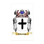 Tytherleigh Sticker (Rectangle 10 pk)
