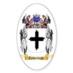 Tytherleigh Sticker (Oval 50 pk)