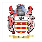 Tyrrell Square Car Magnet 3