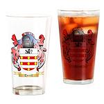 Tyrrell Drinking Glass